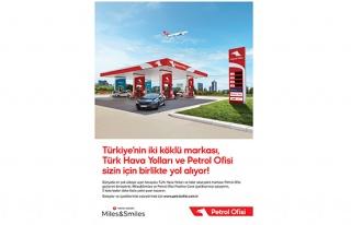 Türk Hava Yolları yolcu programı Miles&Smiles'dan...