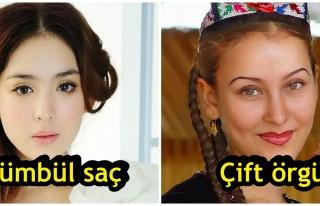 Türk Kültüründe Kadının Saçları Çok Şey...