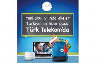 Türk Telekom'da yeni eğitim öğretim yılına...