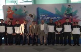 Türk Telekom Spor Olimpiyatları finali Ankara'da...