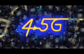 Turkcell'in 4.5G'siyle 5 yılda 6 milyar GB'ın...