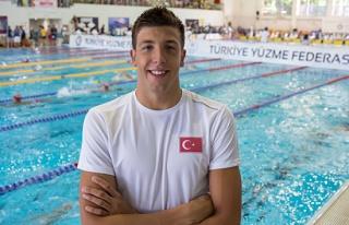 Turkcell'li yüzücüler Kısa Kulvar Avrupa Yüzme...