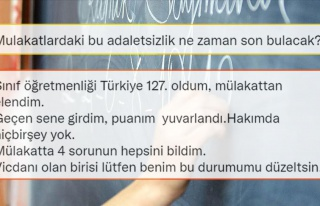 Türkiye 127'ncisi Olup Mülakatta 58 Puanla Elenen...