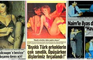 Türkiye'de Bir Döneme Damga Vurmuş Semi-Erotik...