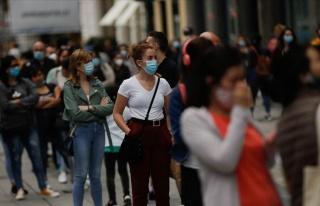 Türkiye'de Koronavirüs: Son 24 Saatte 6 Bin 76 Vaka...