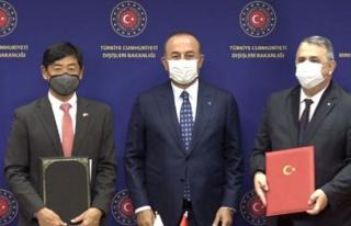 Türkiye İle Japonya Arasında Teknik İşbirliği...