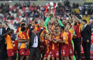 Türkiye Kupası 18. kez Galatasaray'ın!