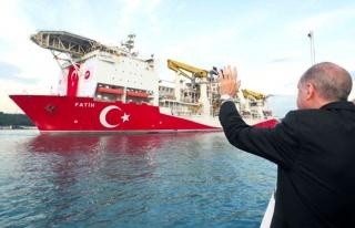 Türkiye'nin Karadeniz'deki doğal gaz keşfi Rusya'da...