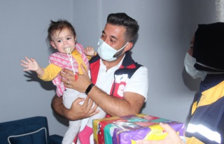 Türkiye'nin konuştuğu Beril bebek sağlığına...