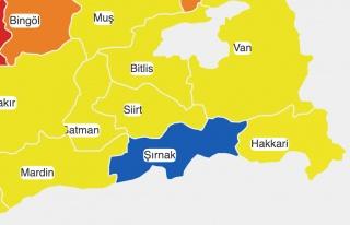 Türkiye'nin Tek Mavi Şehri: Şırnak'ın Korona...