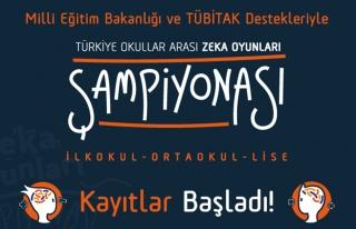Türkiye Zeka Vakfı'ndan Bir İlk Daha: Okullar Arası...