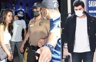 Tutuklanan Furkan Çalıkoğlu olaylı gece için...