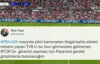 TV8'deki Yasa Dışı Bahis Sitesi Reklamları RTÜK'e...