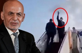 Ülkeden kaçan Eski Afganistan Cumhurbaşkanı Eşref...
