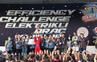 Uluslararası Efficiency Challenge Elektrikli Araç...