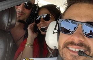 Ümit Erdim: Kızımla uçmak istiyorum
