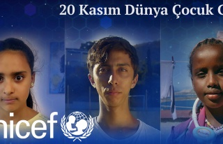 UNICEF Dezavantajlı Çocukların Potansiyelini, Becerilerini...