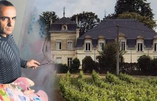 Ünlü Ressam İsmail Acar'ın Fransa'daki Şatosu...