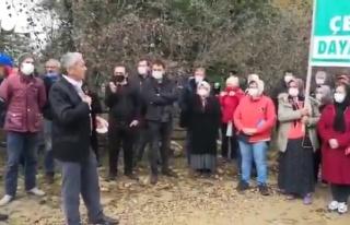 Ünye'de Maden Karşıtı Protestolar Sürüyor: 'Komutan...