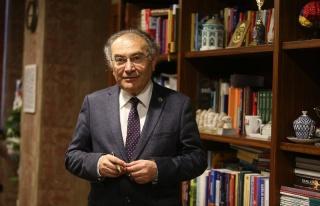 Üsküdar Üniversitesi Rektörü Tarhan, İstanbul...