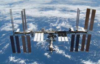 Uzay istasyonuna şaşırtıcı kargo