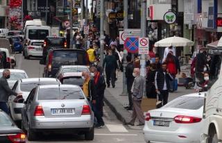 Vakaların en çok arttığı Zonguldak; haritada...