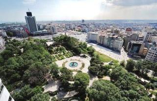 Vakıflar Genel Müdürü Ersoy'dan Gezi Parkı Açıklaması:...