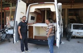 Vergi indirimi karavan talebini arttırdı