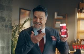 Vestel'den Beyazıt Öztürk'lü yeni reklam filmi