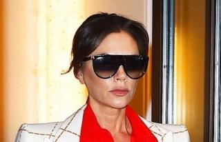 Victoria Beckham batıyor