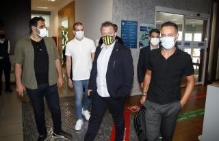Vitor Pereira İstanbul'a geldi!