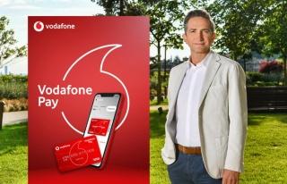 Vodafone Pay tanıtıldı!