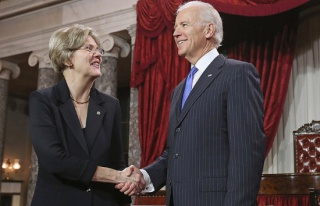 Warren ve Biden arasındaki fark kapanıyor