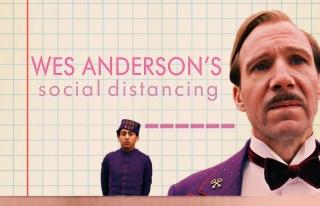 Wes Anderson ve Filmlerinde Kullandığı Sosyal Mesafe