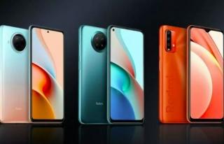 Xiaomi'den 3 yeni Redmi telefon