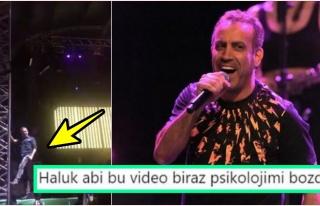 Yaptı Yine Yapacağını: Haluk Levent İzmir Konserinde...
