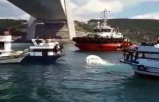Yavuz Sultan Selim Köprüsü Altında Balıkçı...
