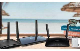 Yazlık evler için Wi-Fi çözümü