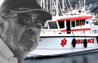 Yelken dünyası yasta… Mehmet Şükrü Yılmaz...