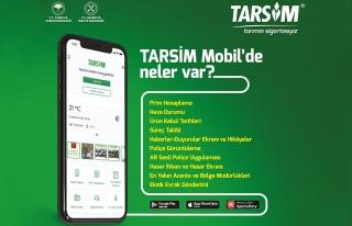 Yenilenen TARSİM Mobil yayında