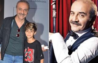 Yılmaz Erdoğan ile oğlu Rodin alışveriş turunda