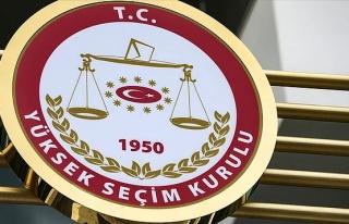 Yüksek Seçim Kurulu, CHP ve İYİ Parti'nin Başvurusunu...