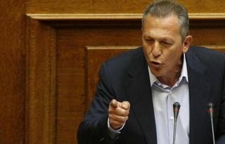 Yunan vekilden Meclis'te tarihe geçecek konuşma...