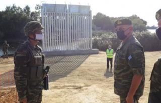 Yunanistan İnsanlığa Duvar Örüyor: Sınıra 27...
