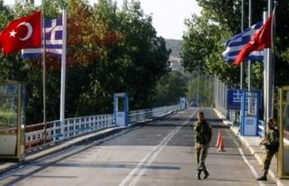 Yunanistan, Türkiye ile hudut kapılarını 1 Temmuz'dan...