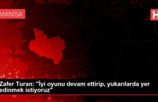 Zafer Turan: