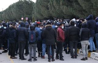 Zammı kabul etmeyen Hyundai Assan işçileri, yönetimi...