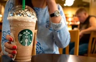 Zarar açıklayan Starbucks'ın cirosu yüzde 38,1...