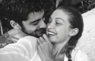Zayn Malik ile Gigi Hadid'in bebeği oldu! Gigi Hadid'in...