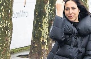 Zehra Çilingiroğlu da koronavirüsü takmadı